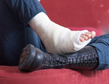 Ways to Cope with Your Foot Cast - Dr  Meisler- New York